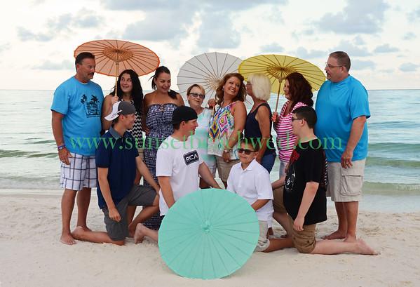 Majors Huber Family Shoot
