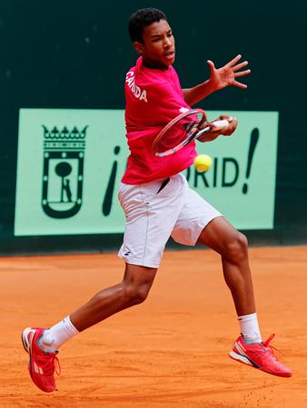 101.01 Felix Auger Aliassime - Junior Davis and Fed Cup Finals 2015_101.01