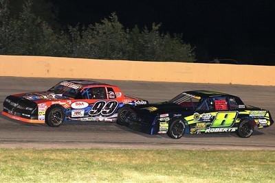 Kentucky Motor Speedway; CRA Stealth Trailers 200 5-24-15