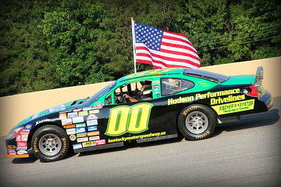 Kentucky Motor Speedway; Race Night 6-7-15