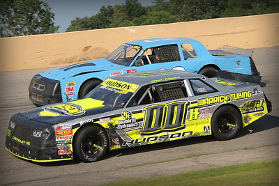 Kentucky Motor Speedway; Great American Racing Series 7-18-15