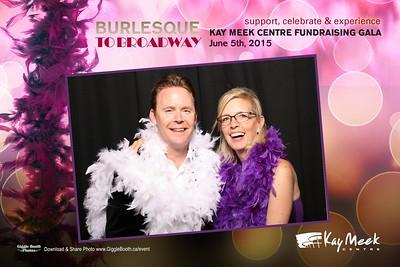 Kay Meek Centre Fundraiser 2015