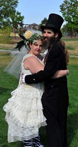 Kelly and Trevor embrace