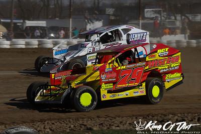 April 18, 2015 - Fonda Speedway - Sportsman - Bill McGaffin