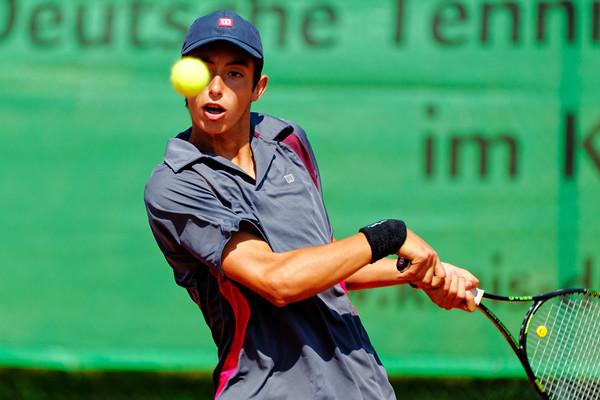 111. Thiago Agustin Tirante - Kreis Düren Junior Tennis Cup 2015_11