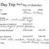 Day 6 May 23