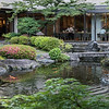 Day 4 May 21 Heian Hotel Garden & Mr. Saito