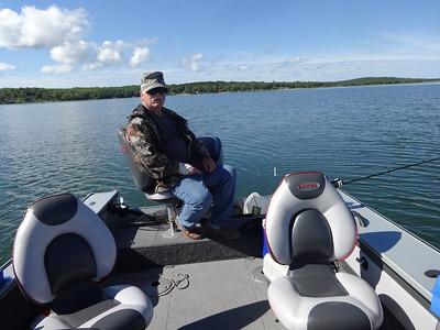 LEECH LAKE FISHING TRIP - JUNE 2015