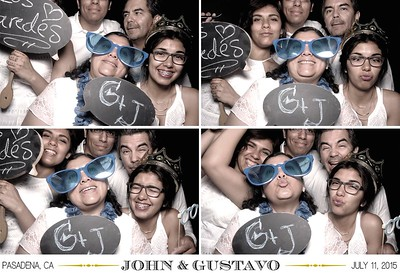 LA 2015-07-11 John & Gustavo