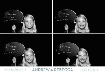 LA 2015-07-17 Rebecca & Andrew
