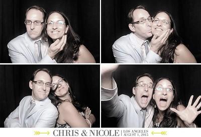 LA 2015-08-01 Chris & Nicole