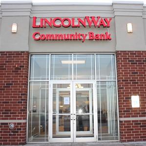 LincolnWay Community Bank Ribbon Cutting & BAH