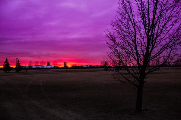 LindenWoods Sunset
