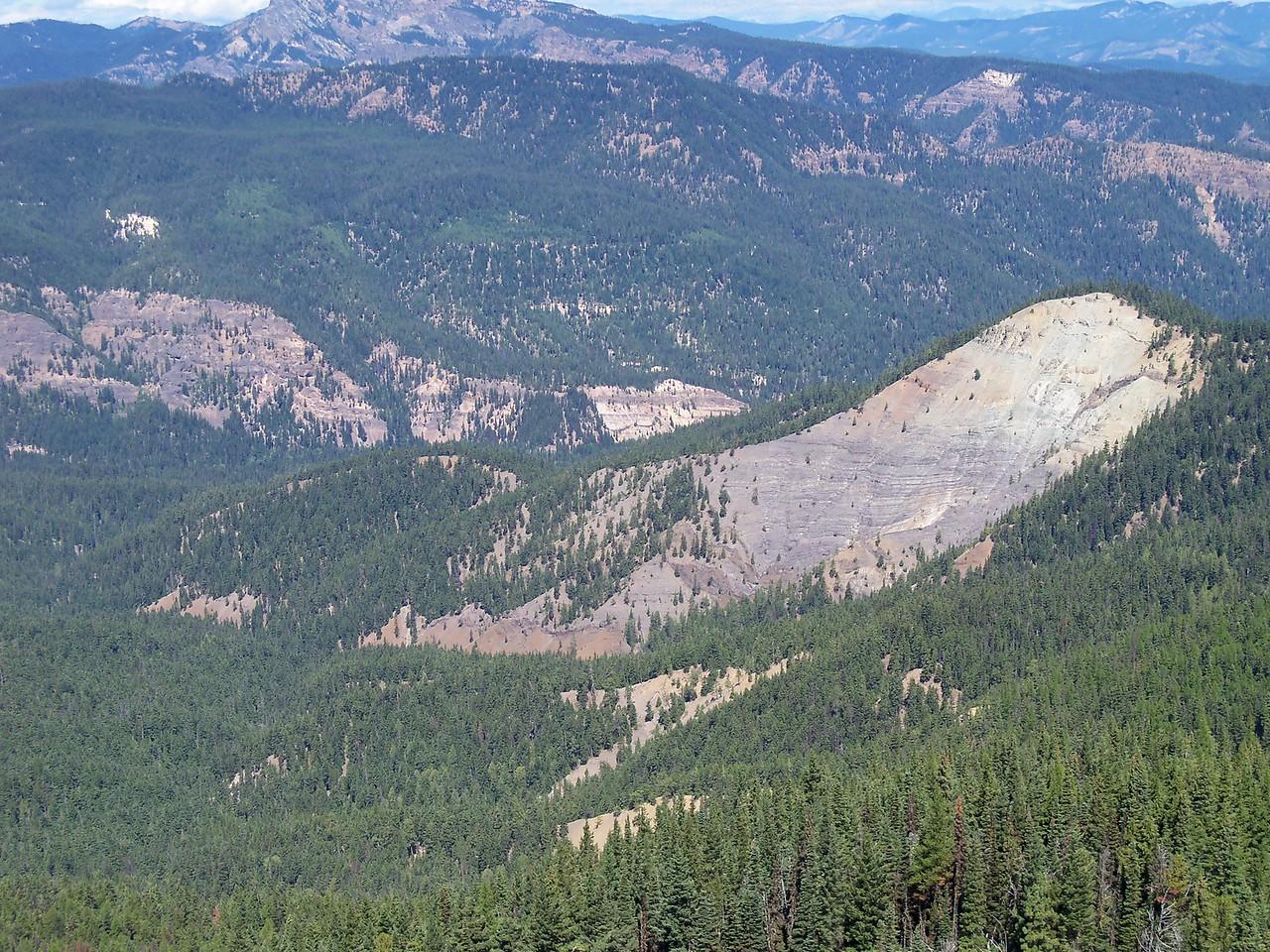 Views from Little Bald Mt.