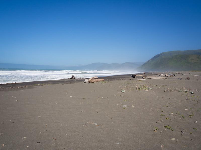 Mattole Beach