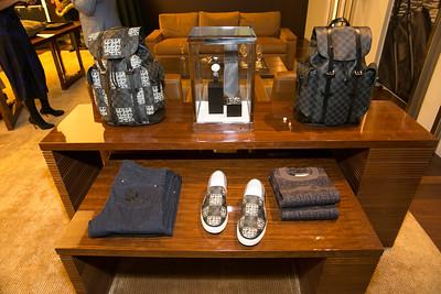 Louis Vuitton Men's Pre-Fall 2015 Collection  Preview