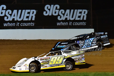99m Devin Moran and 0 Scott Bloomquist