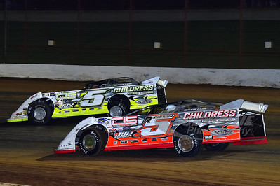 R5 Chris Simpson and F5 Garrett Alberson