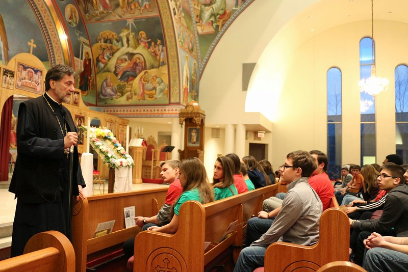 Michigan Area GOYA Lenten Retreat 2015