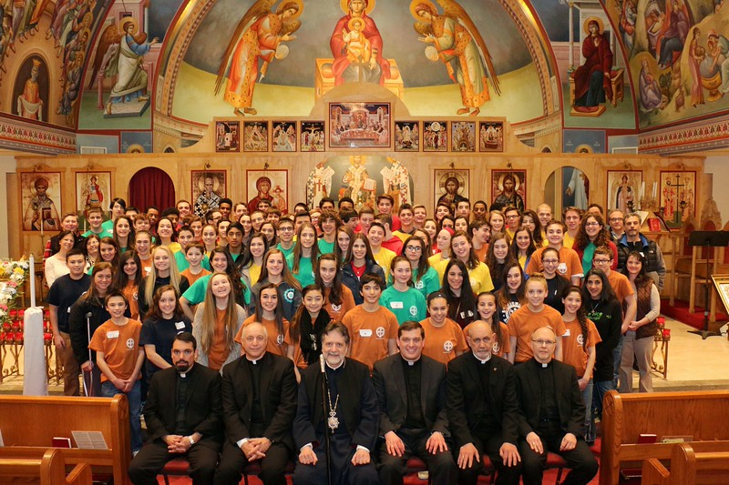 Michigan Area GOYA Lenten Retreat 2015