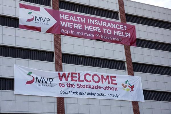 MVP Health Care Stockade-athon