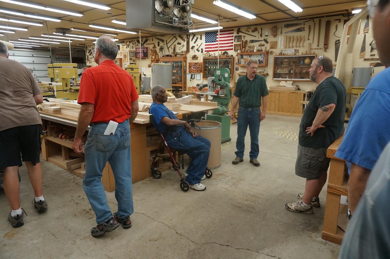 Workbench w Dale 61