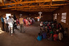 Sunday evening, having been delayed by doctor and police business, we visited a small outreach church near Malawi, where we had a short worship service. Bro. Mitch helped put this building up several years ago, and the warm welcoming spirit when stepping inside on its dirt floor was pretty awesome.