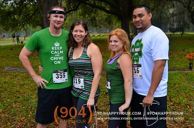 St. Paddy's Day Run 5K & 10K - 3.22.15