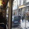 Riding one of the De Lijn PCC trams in Antwerp on line 7.