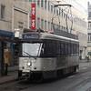 De Lijn PCC tram no. 7064 in Antwerpen on line 7 to Mortsel.