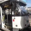 De Lijn PCC tram no. 7161 in Antwerpen on line 4 to Hoboken.