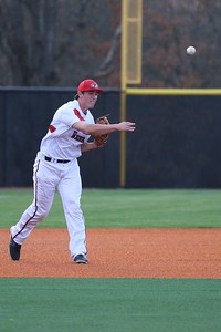 Baseball faces Furman University for evening of baseball on Saint Patricks Day.