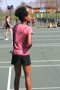 GWU Women's Tennis vs Wofford College