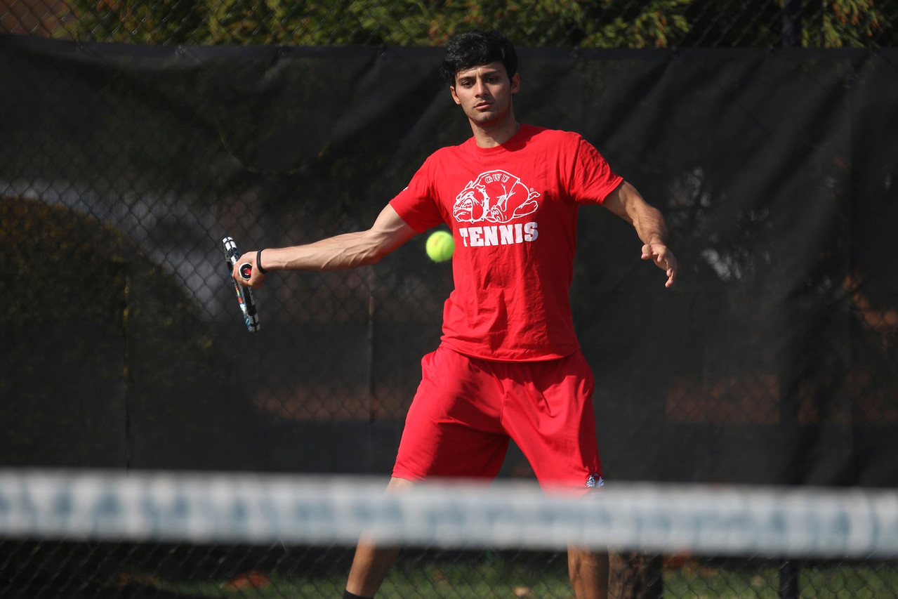 Mens tennis hosts Limestone College Tuesday, March 24.