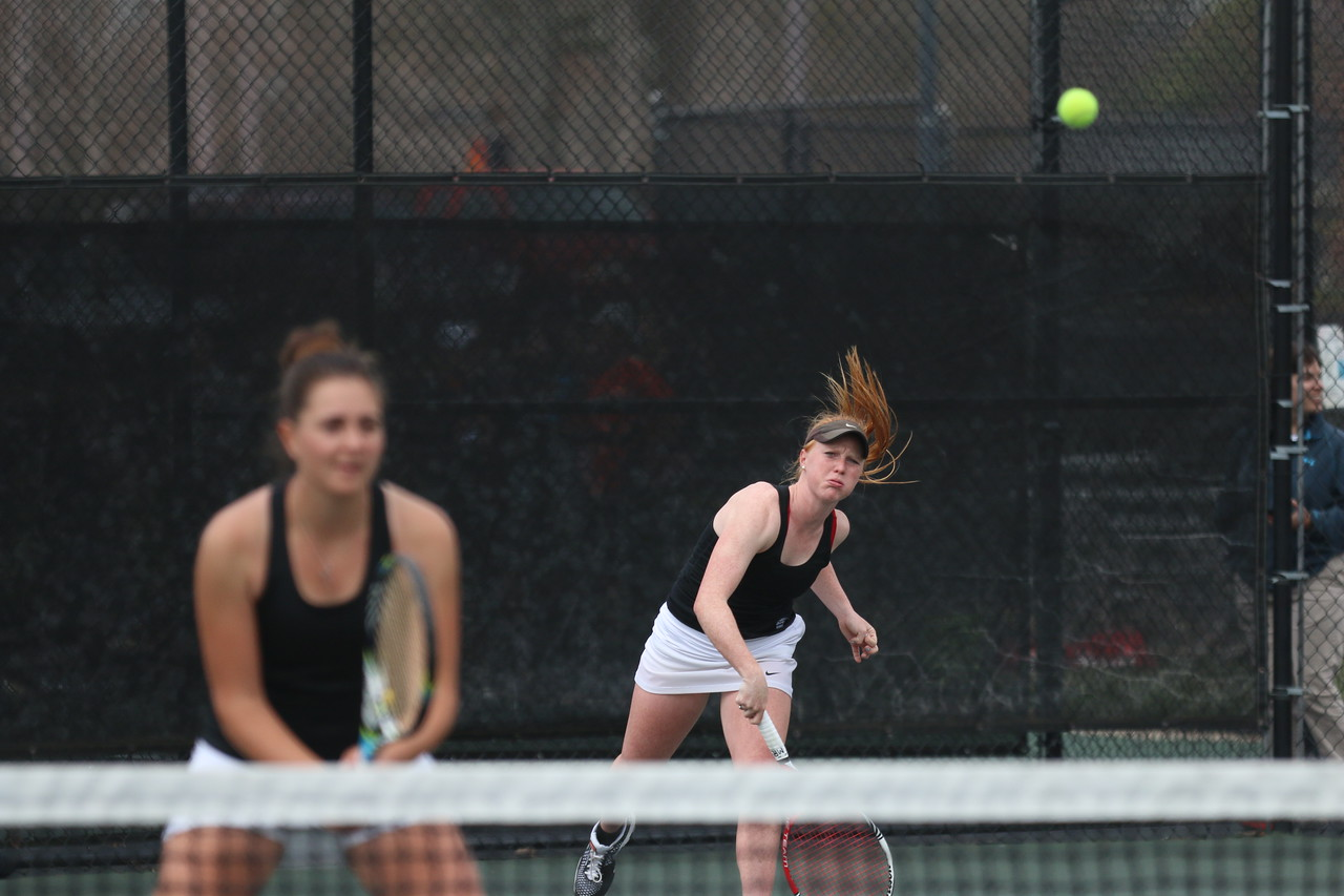 Both  the Mens & Women's Tennis teams take on the fighting camels of Campbell Friday, March 20.