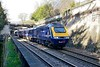 2 March 2015 :: I have wanted to get a photograph at Sydney Gardens in Bath for quite a while but having found the location I soon found that I had missed the best time for the sun!  Oh well will have to try again,  For the record 43162 is leading 1C16, the 1330 Paddington to Bristol Temple Meads