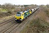 11 March 2015 :: My last Class 70 to photograph, 70004 at last!! The working is 4V09 from Rugeley to Stoke Gifford passing The Reddings
