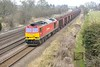17 March 2015 :: 60039, again at New Barnetby with loaded iron ore from Immingham to Santon (6T23)