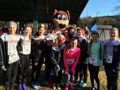 March 7: Hailey & Jen 5K Run
