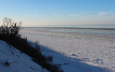 March Long Island Sound