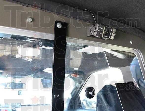MET 030615 SHERIFF VIGO COUNTY IN CAR CAMERA BACK SEAT