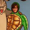 Iris as a Turtle