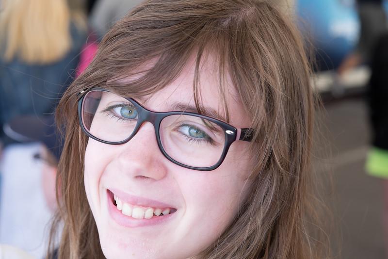 Iris All Smiles