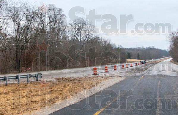 MET 032515 US 40 WEST TH CONSTRUCTION