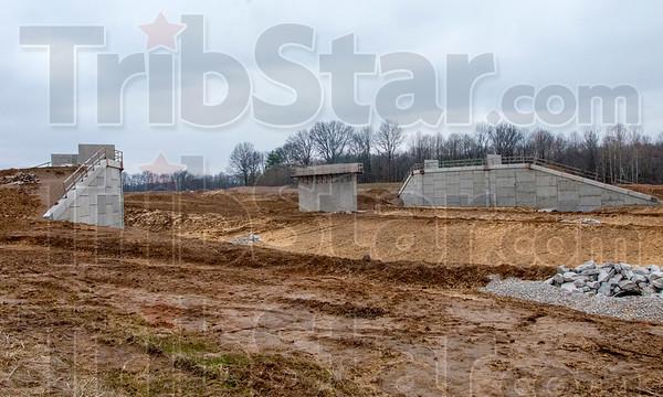 MET 032515 CAMPUS RD CONSTRUCTION