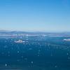 Over Alcatraz