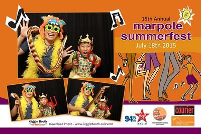 Marpole Summerfest 2015