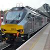 68013 waits with the 0845/1R15 Marylebone-Birmingham Moor Street service.
