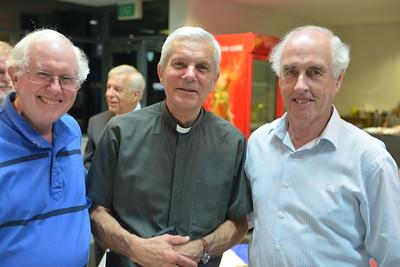 Mass for Deceased Old Collegians 2015