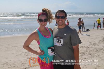 Beachfest 5K & 10K @ Jacksonville Beach - 5.23.15